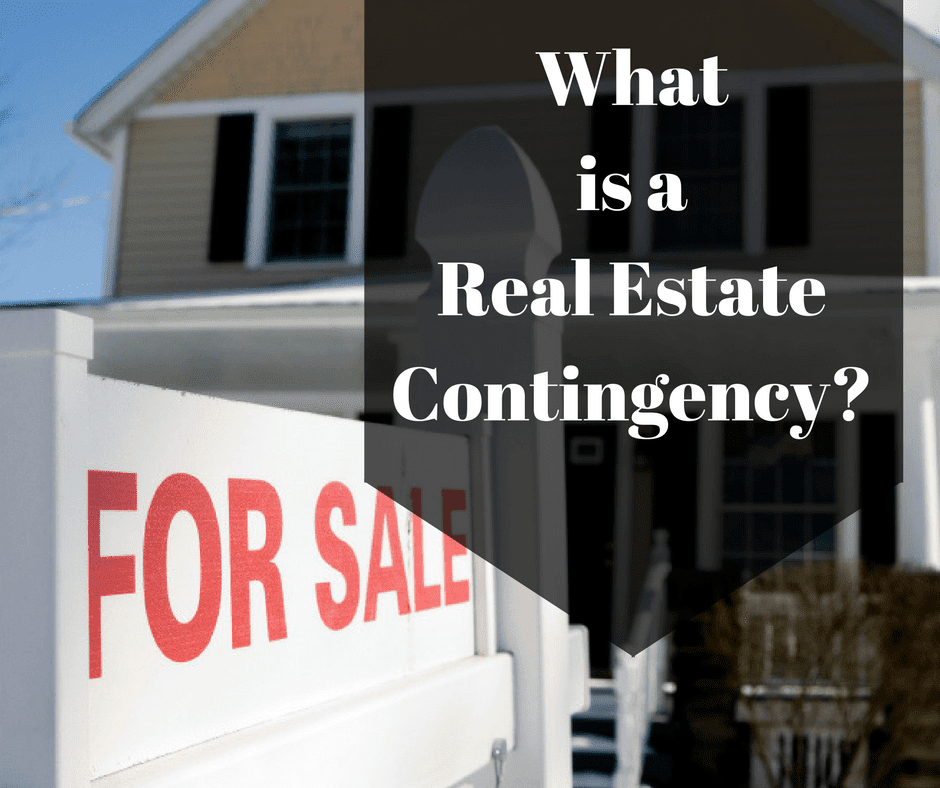 what is a real estate contingency