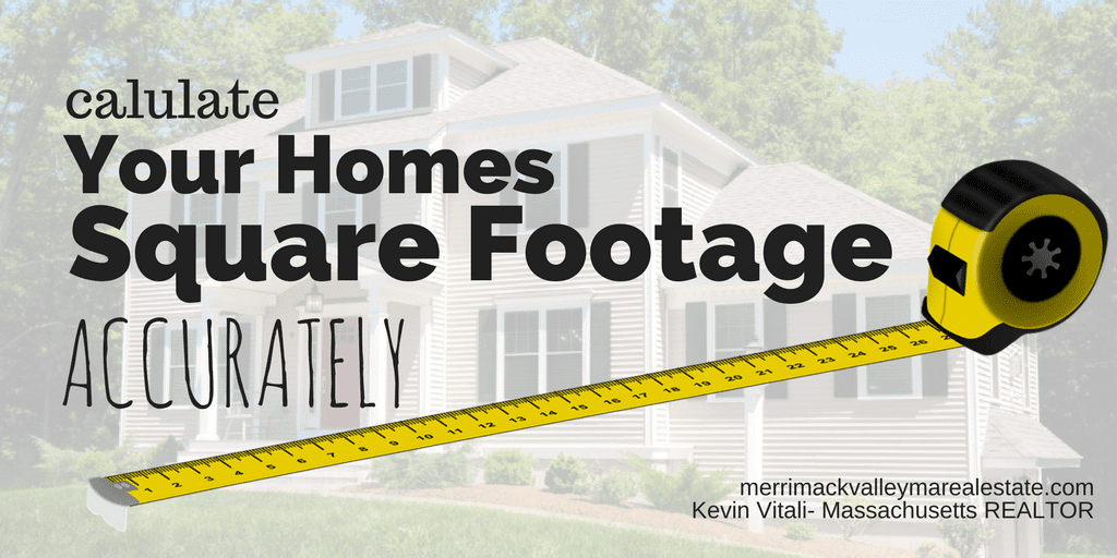 Calculate square footage on your home accurately