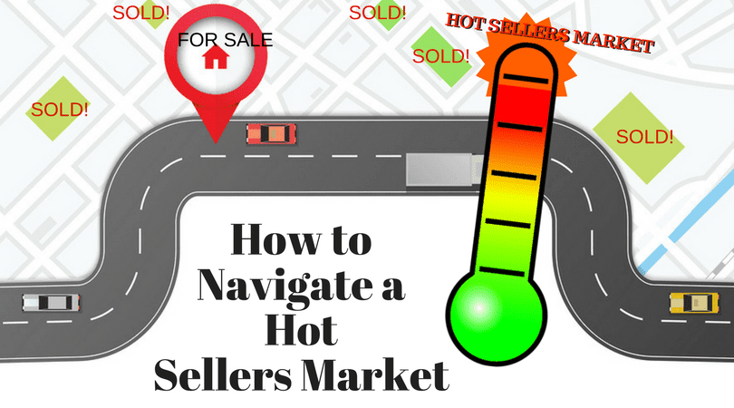 8 Tip for home buyers to navigate a red hot seller's market