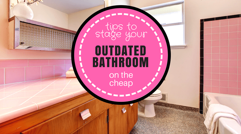 stage your bathroom