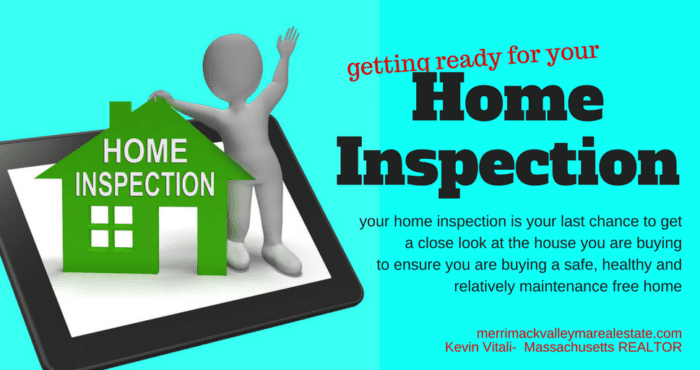 Get the most out of your home inspection